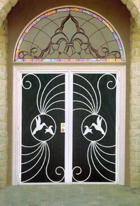Security Doors Orange County Custom Doors Residential