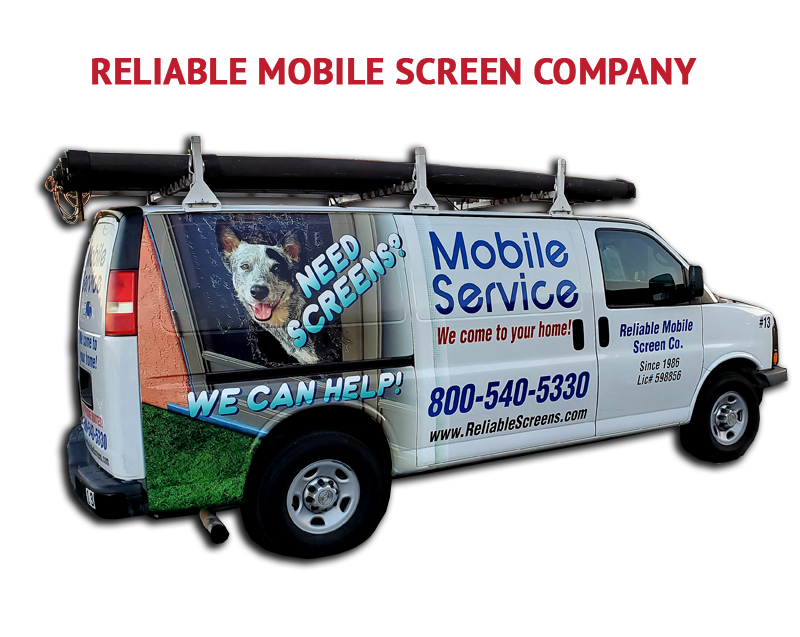 Reliable Mobile Screen Company